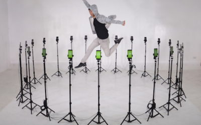 It's Bullet-Time For Photo Booths