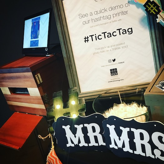 Tic Tac Tag Turns Whole Room Into Photo Booth