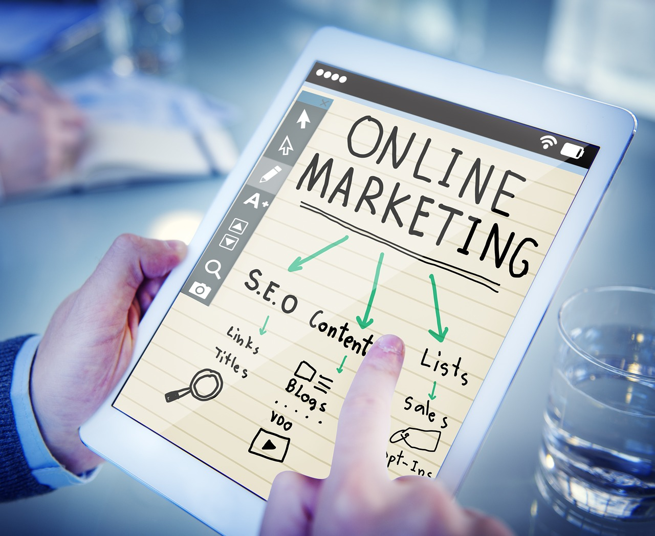 Marketing: It's More Than Business Cards, Brochures and Banner Ads