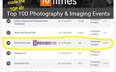 Photo Booth Expo Makes Top 100 List…