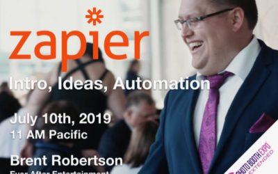 Zapier Intro, Ideas, Automation